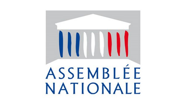 Emblème de l'Assemblée nationale française. [Assemblée nationale]