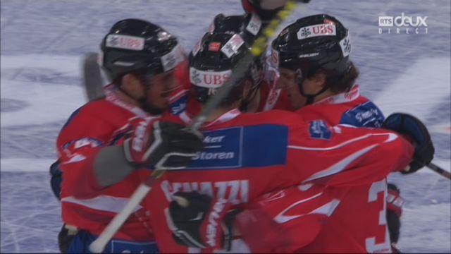 Groupe Torriani, Team Suisse - HPK (4-0): 54e, J. Vermin [RTS]