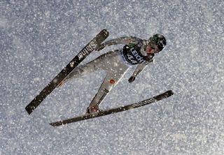 Combiné nordique, saut à ski, grand tremplin, HS 130-En direct de Lahti (FIN). [Karl-Josef Hildenbrand - Keystone]