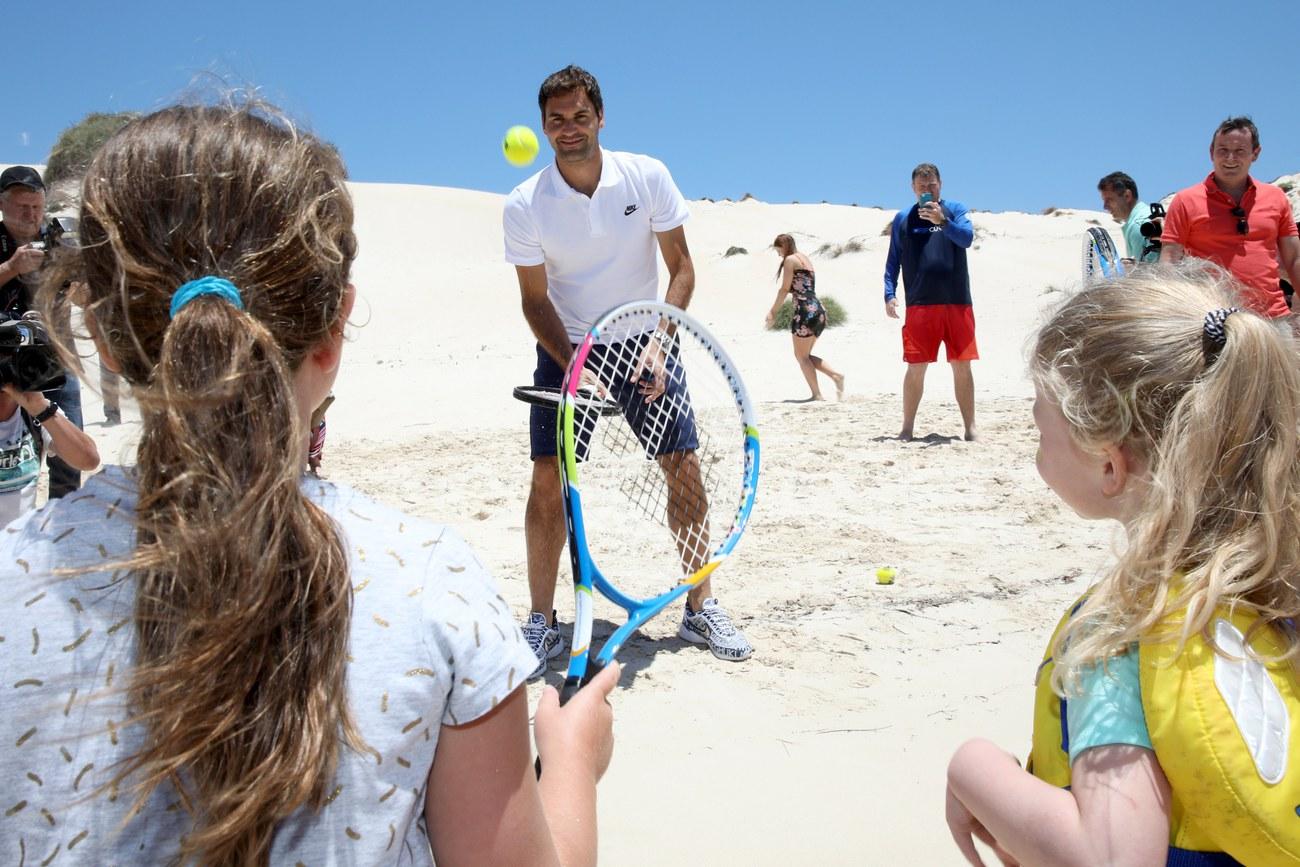 Hopman Cup : Retour gagnant pour Federer