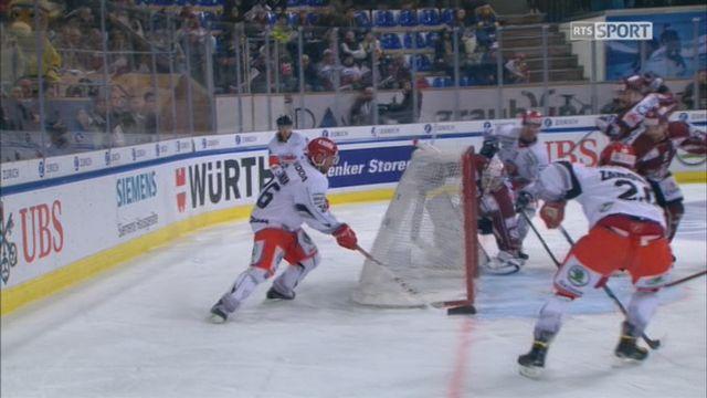 1-4 finale, Dinamo Riga - Mountfield HK (0-1): 6e, J. Bednar [RTS]