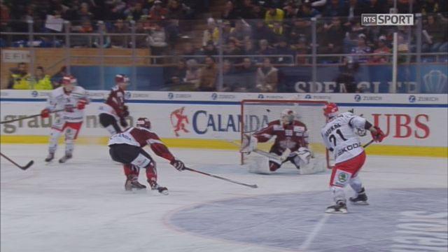 1-4 finale, Dinamo Riga - Mountfield HK (1-3): 12e, P. Koukal [RTS]