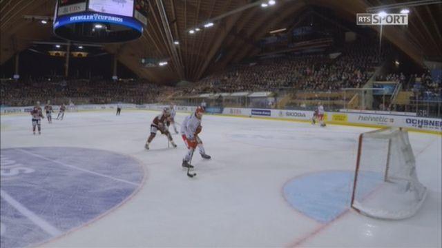 1-4 finale, Dinamo Riga - Mountfield HK (1-4): 59e, Koehler [RTS]