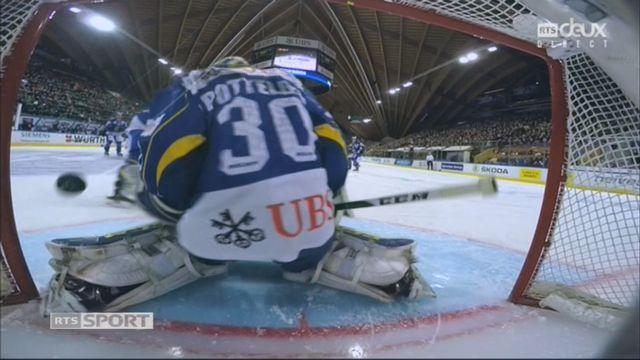 1-4 finale, HC Davos - Hämeenlinna (0-2): 6e, O. Palve [RTS]