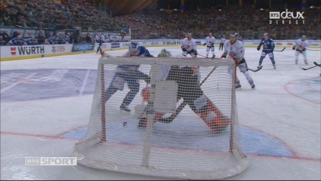 1-4 finale, HC Davos - Hämeenlinna (3-2): 27e, M. Wieser [RTS]