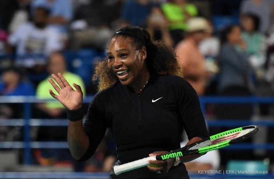 Serena Williams défendra son titre à Melbourne dès le 15 janvier. [Martin Dokoupil - Keystone]