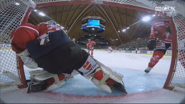Demi-finale, Team Canada - Mountfield HK (2-1): 17e, L. Gingel [RTS]
