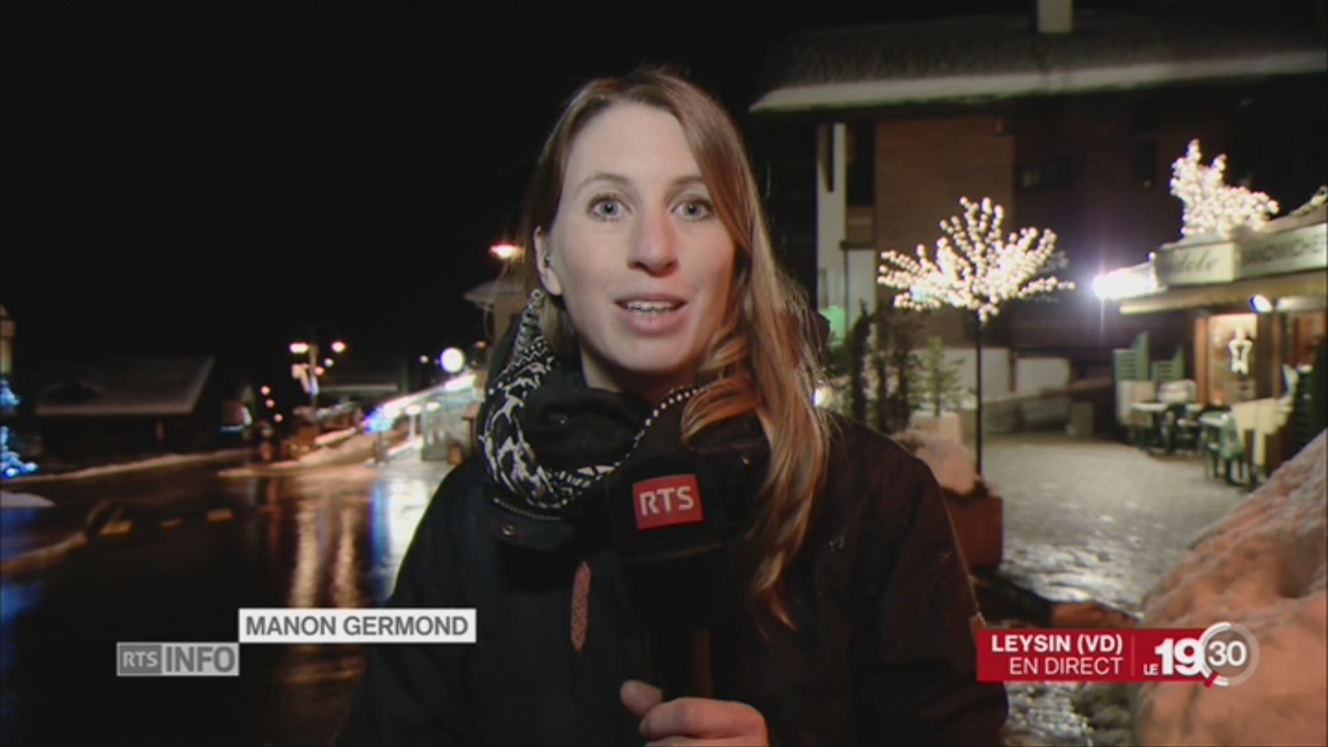 Bilan des stations de ski: le point avec Manon Germond, à Leysin (VD)