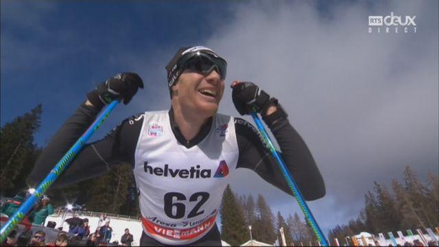 Tour de ski, 15 km: Dario Colognia (SUI) [RTS]