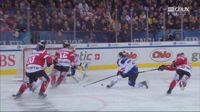 Coupe Spengler, finale: Canada - Suisse 1-0, 27e Zach Boychuk [RTS]