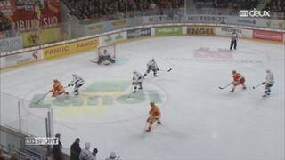 Hockey-NL, 36e journée: Bienne-Fribourg (2-0) [RTS]