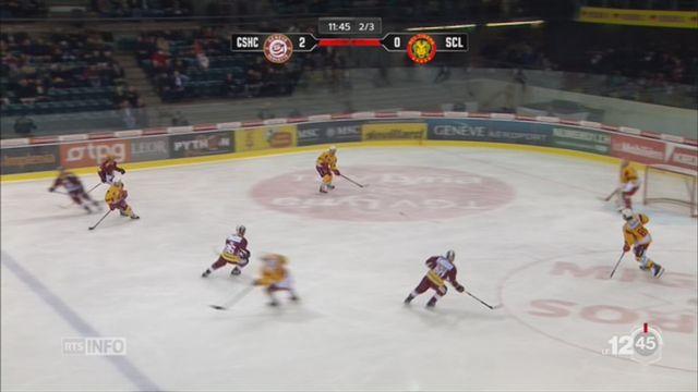 Hockey: Bienne et Genève gagnent, Lausanne et Fribourg perdent [RTS]