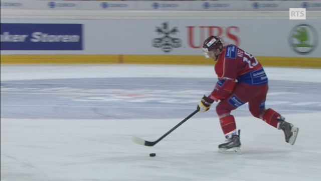 Coupe Spengler 2014 demi-finale : Genève Servette HC - Team Canada [RTS]