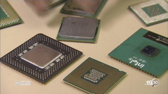 Informatique: énorme faille sur des milliards d'appareils [RTS]