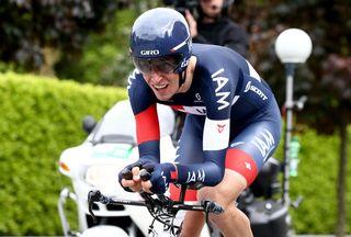 Le cycliste Sébastien Reichenbach est de retour. [Pascal Muller - EQ]