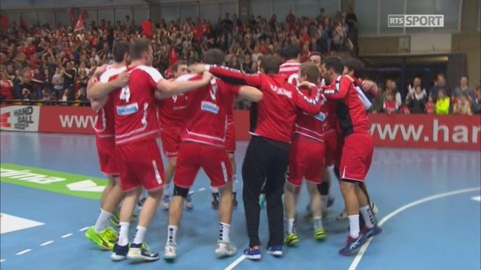 Qualifications, Suisse - Estonie (39-21): belle victoire des Helvètes / RTS Sport Bonus / 01:09 / le 7 janvier 2018