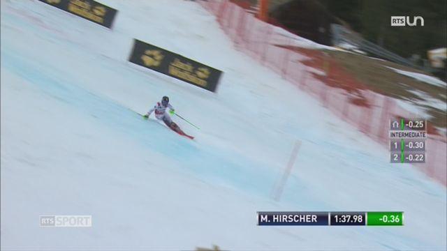 Ski: Mikaela Shiffrin et Marcel Hirscher écrasent la concurrence [RTS]