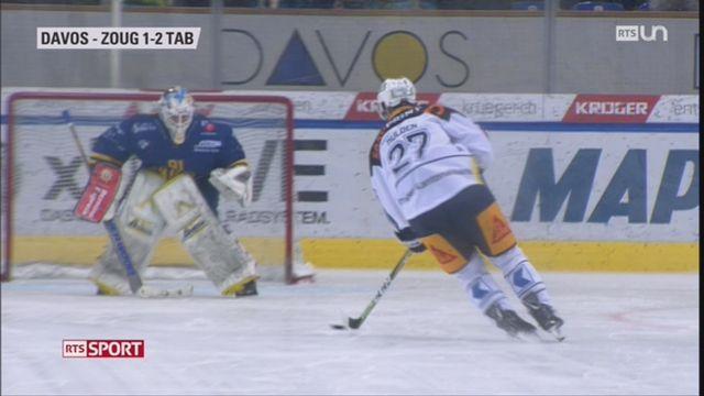 Hockey - NL (38e j.): Langnau - Berne (1-5) [RTS]