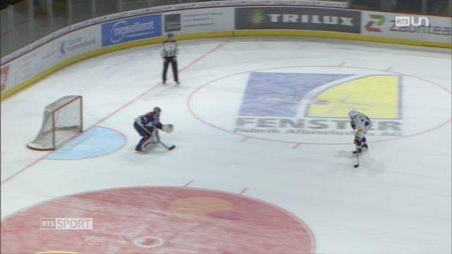 Hockey - NL (38e j.): Zurich - Fribourg (3-4 tb) [RTS]