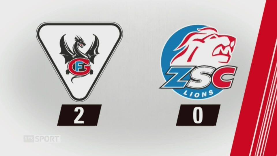 37e journée, Fribourg - Zurich (2-0): tous les buts de la rencontre [RTS]