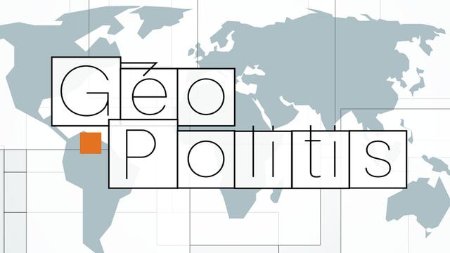 Logo Géopolitis. [RTS]