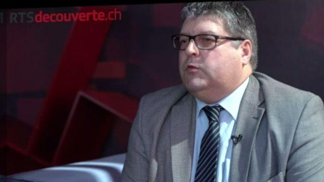 Philippe Amez-Droz. [RTS]