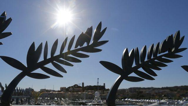 La Palme d'or du Festival de Cannes. [EPA/Guillaume Horcajuelo - Keystone]