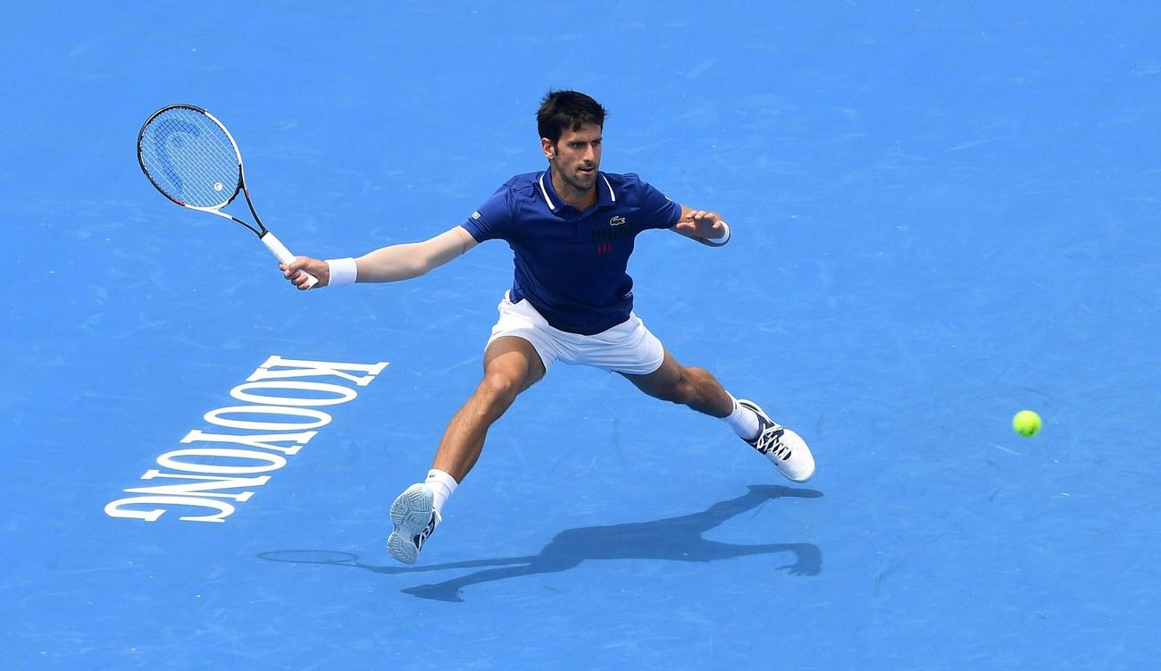 Djokovic réussit son grand retour — Melbourne