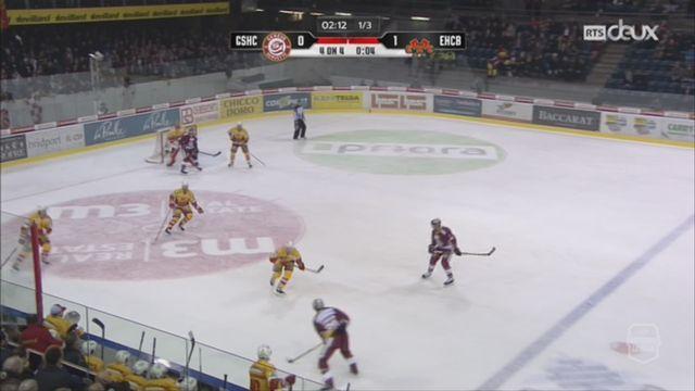 Hockey - NL (38ème j.): Genève - Bienne (1 - 4) [RTS]