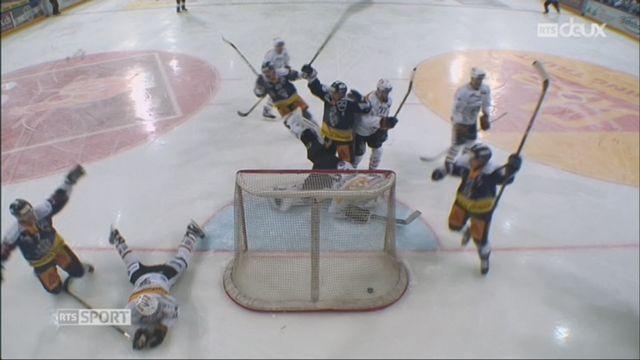 Hockey - NL (17ème j.) : Zoug - Lugano (2 - 0) [RTS]