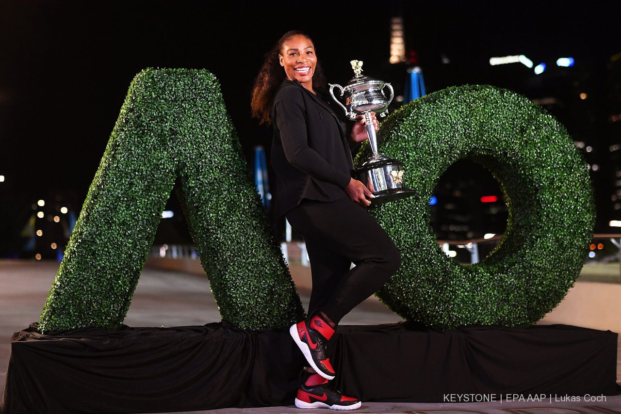 Serena Williams veut remporter plus de titres — Tennis