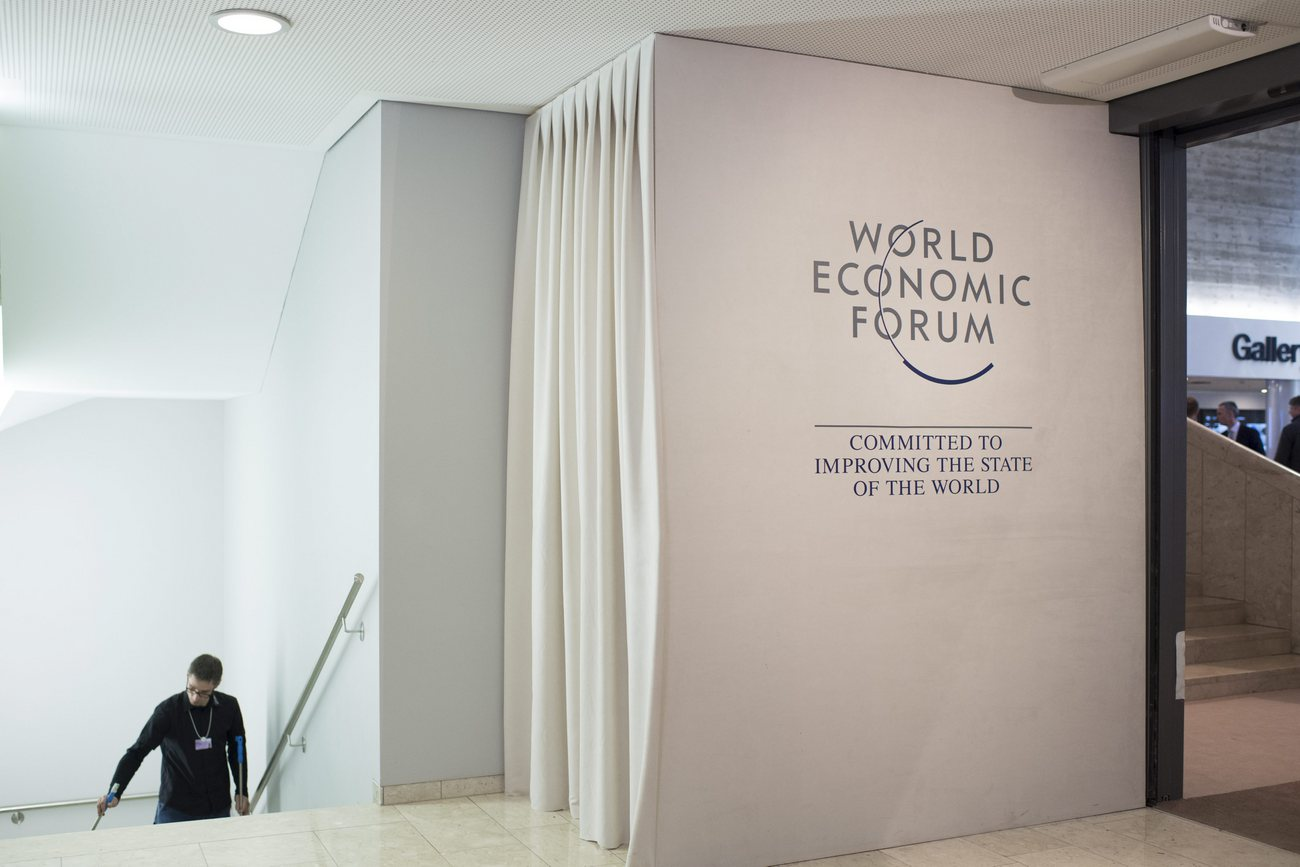Le 48e World Economic Forum (WEF) se tiendra du 23 au 26 janvier à Davos.