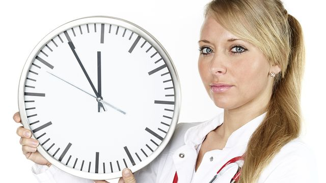 Une consultation médiale est-elle limitée à 20 minutes? [Karin & Uwe Annas - fotolia]