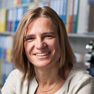 Virginie Masserey, cheffe du service des vaccinations à l'OFSP. [Gaetan Bally - Keystone]