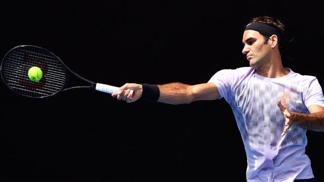 Tennis : Roger Federer en route vers un 20ème Grand Chelem ? [William West - AFP]