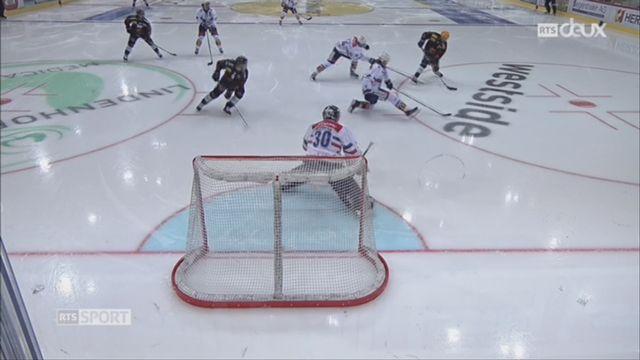 Hockey- LNA (39e j.): Berne tombe contre Zurich (2-4) [RTS]