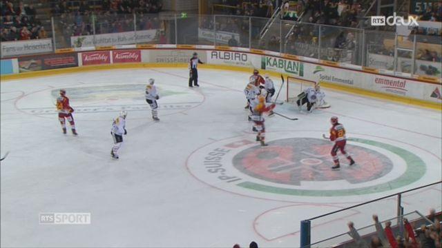 Hockey- LNA (39e j.): Langnau bat facilement Lugano (4-0) + tableaux de LNA et de LNB [RTS]