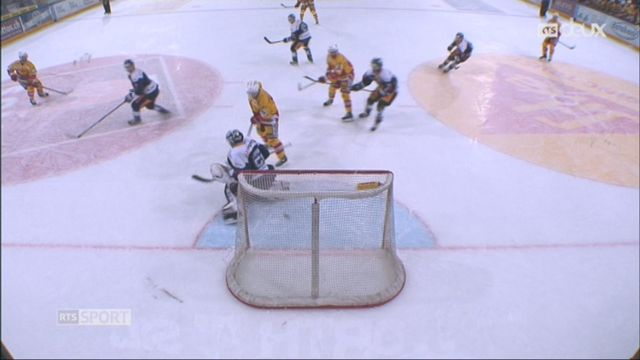 Hockey- LNA (39e j.): Zoug bat Bienne (5-4 tb) [RTS]