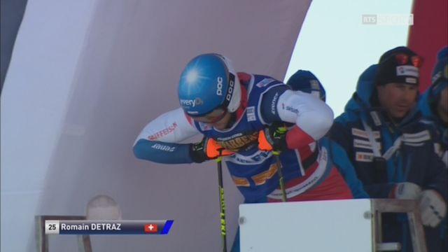 Idre (SUE), finale messieurs: Alex Fiva et Marc Bischofberger aux deux premières places! Romain Detraz 4e derrière Chapuis (FRA) [RTS]