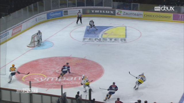Hockey-NL, 40e journée: Zurich – Ambri-Piotta (2-3 ap) + tableaux des résultats et classements [RTS]