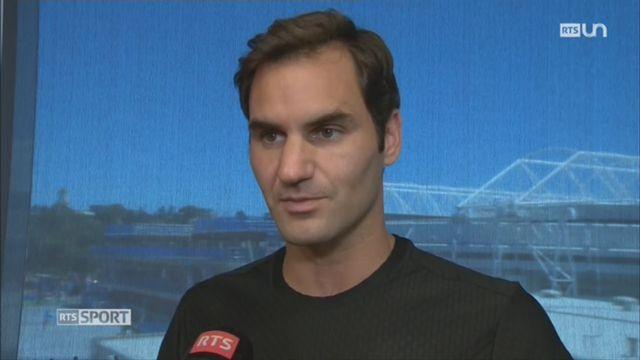Tennis: Roger Feder débarque en Australie dans un contexte différent de l'année précédente [RTS]