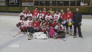 Bèndi: une équipe neuchâteloise représente la Suisse aux championnats du monde féminins [RTS]