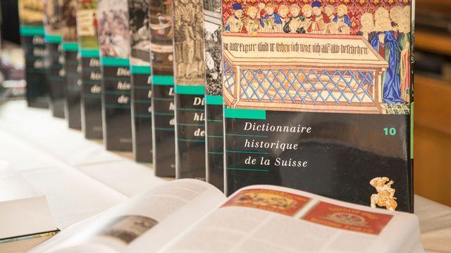 Dictionnaire historique de la Suisse [Dictionnaire historique de la Suisse]