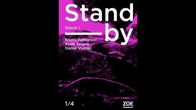 "L'affiche du film ""Stand-By"". [DR]"