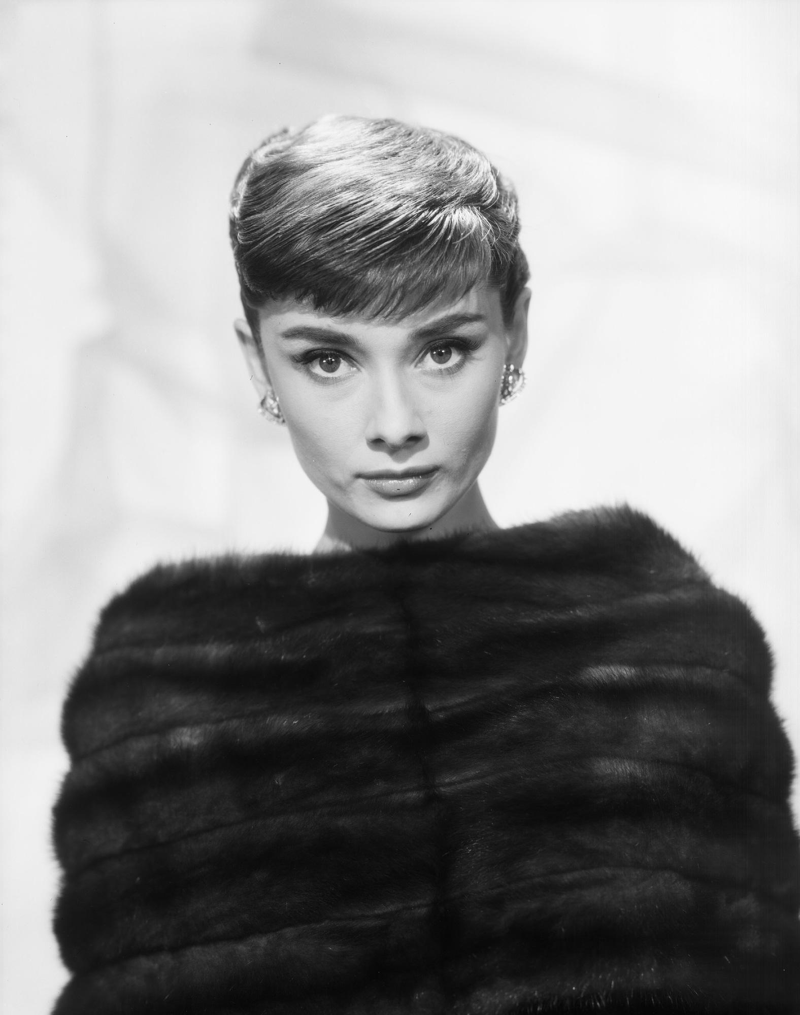 La voix d'Audrey