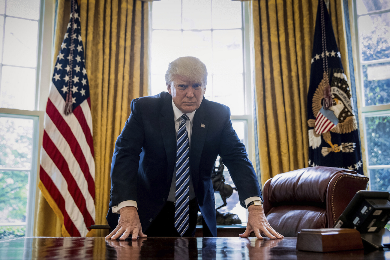 Trump warns google twitter and facebook