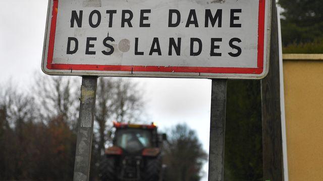 Notre-Dame-des-Landes et après? [Loic Venance - AFP]