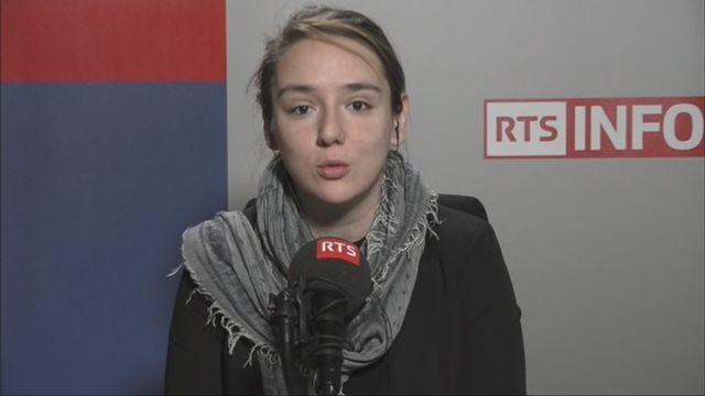 L'invité-e de Romain Clivaz (vidéo) - Carole Gomez [RTS]