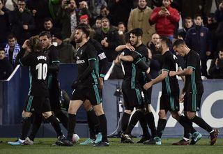 Real Madrid. [Oscar Del Pozo - AFP]