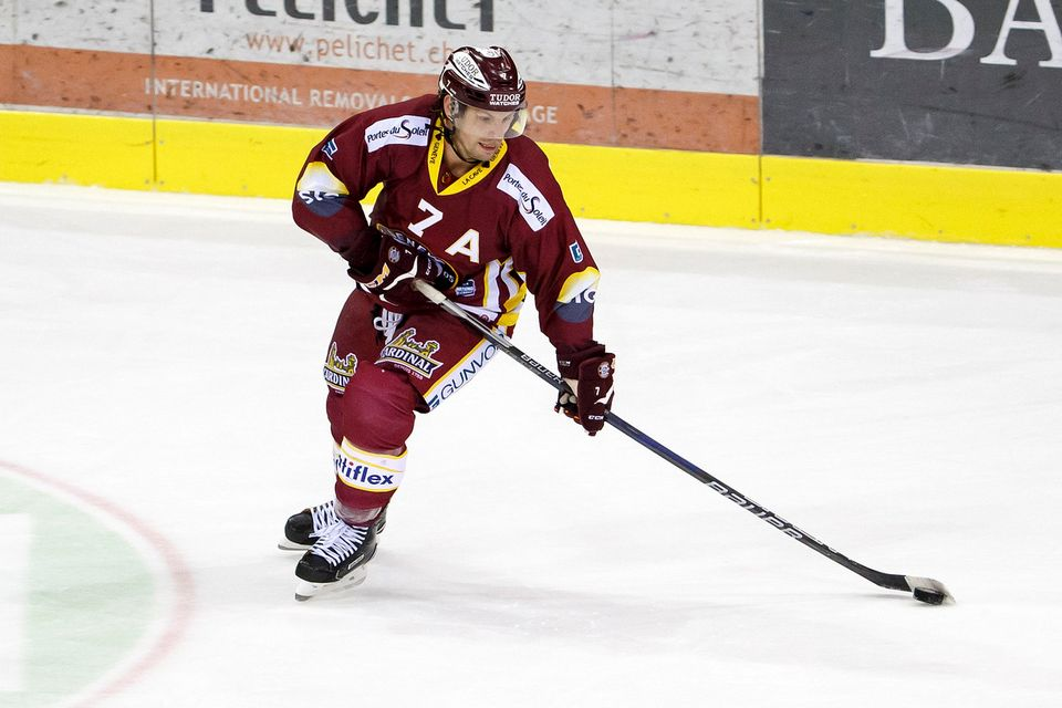 Nathan Gerbe Carolina Hurricanes National Hockey League